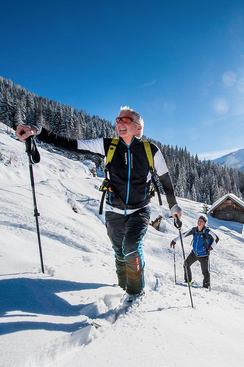 Skitouren in Altenmarkt-Zauchensee