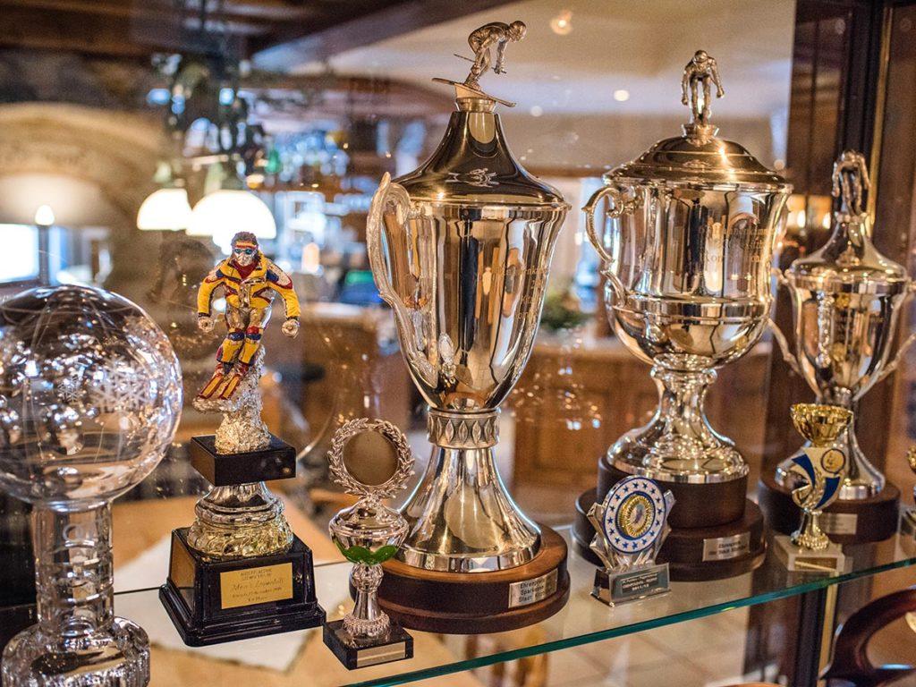Pokale · Hotel Sportwelt, Bildergalerie