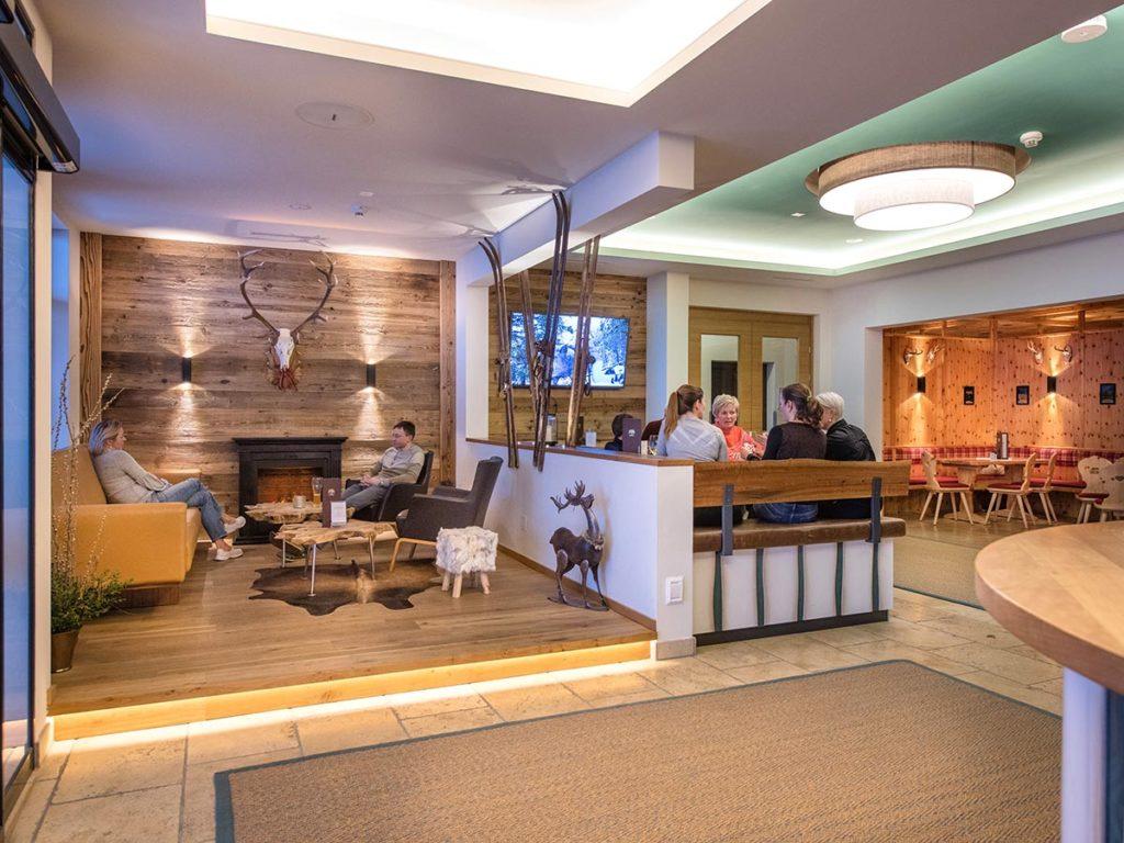Hotelbar · Hotel Sportwelt, Bildergalerie