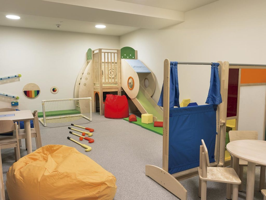 Kinderspielraum · Hotel Sportwelt, Bildergalerie