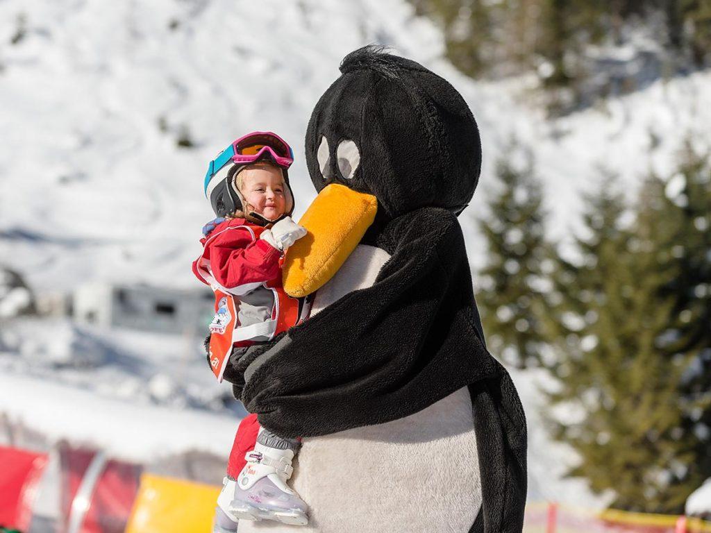 Kinder-Skischule · Hotel Sportwelt, Bildergalerie