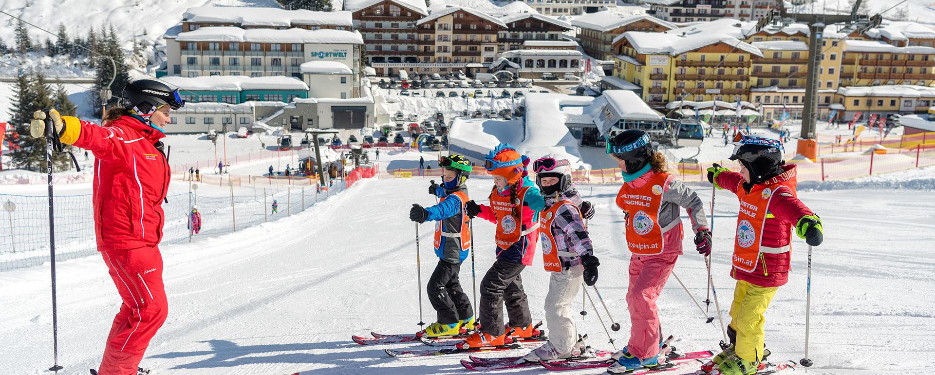 Skischule Walchhofer in Zauchensee