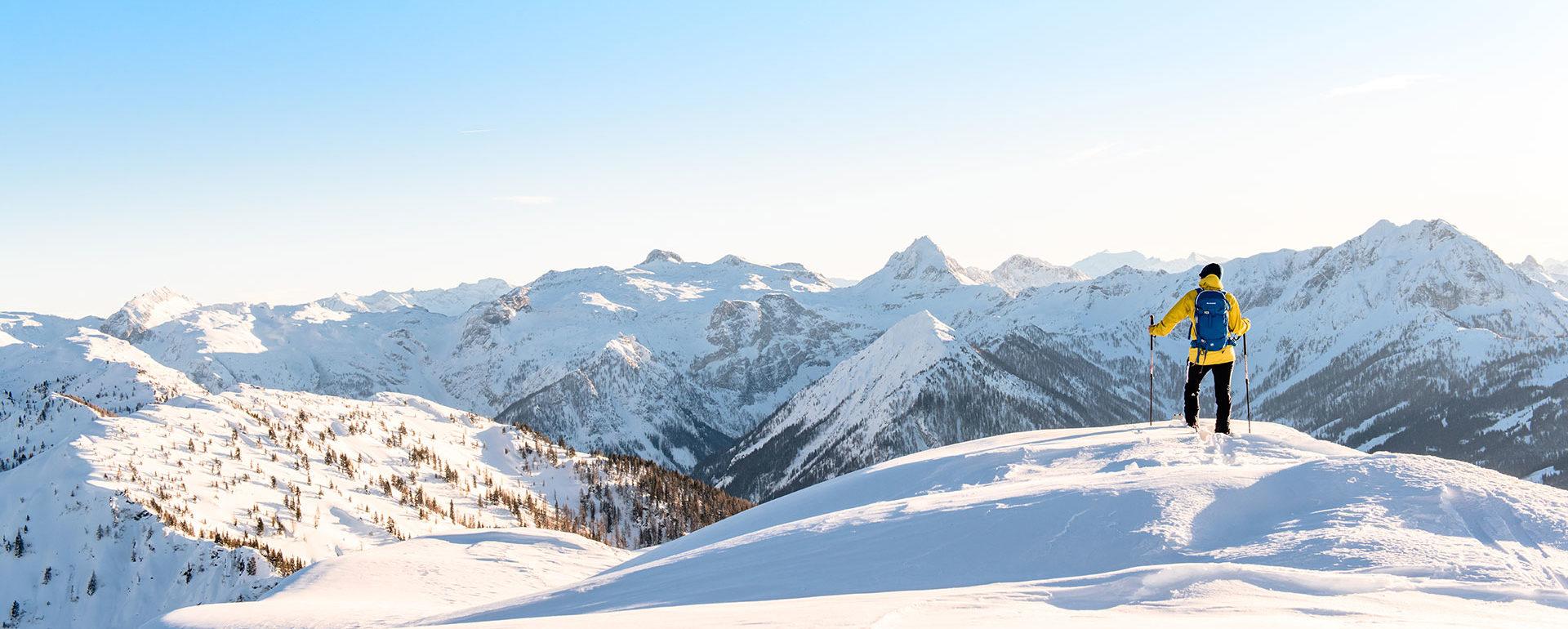 Skitouren in Altenmarkt - Zauchensee