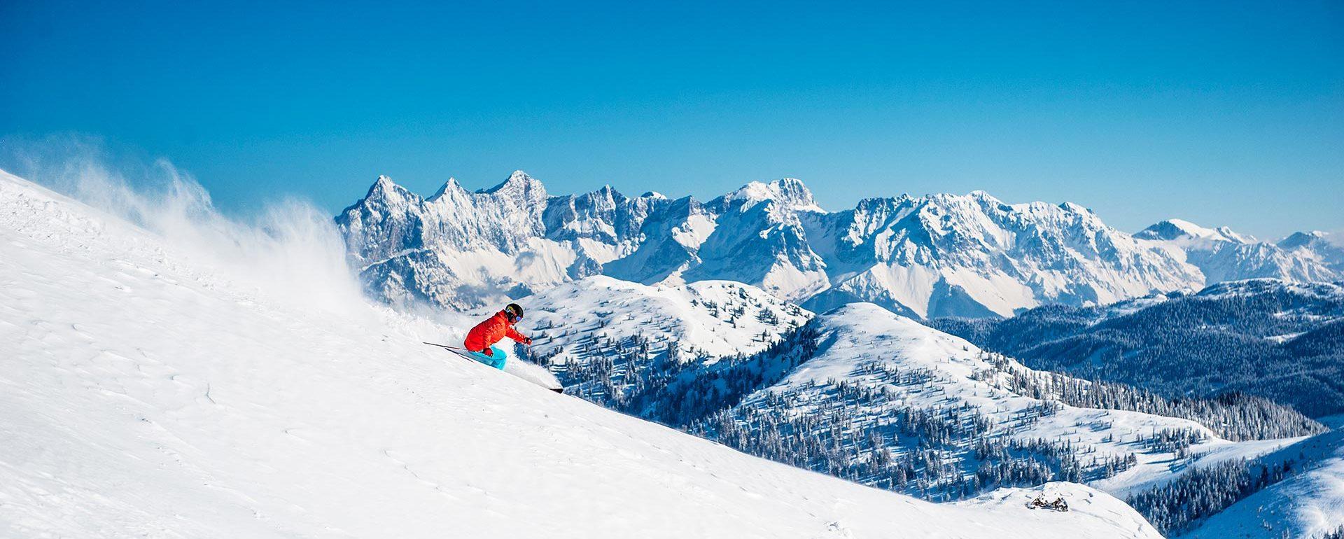 Skiurlaub Zauchensee Hotel Sportwelt 1