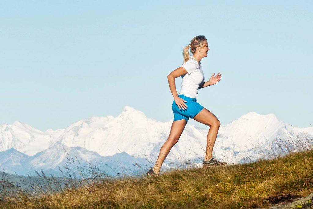 Aktiv im Sommerurlaub in Zauchensee · Hotel Sportwelt