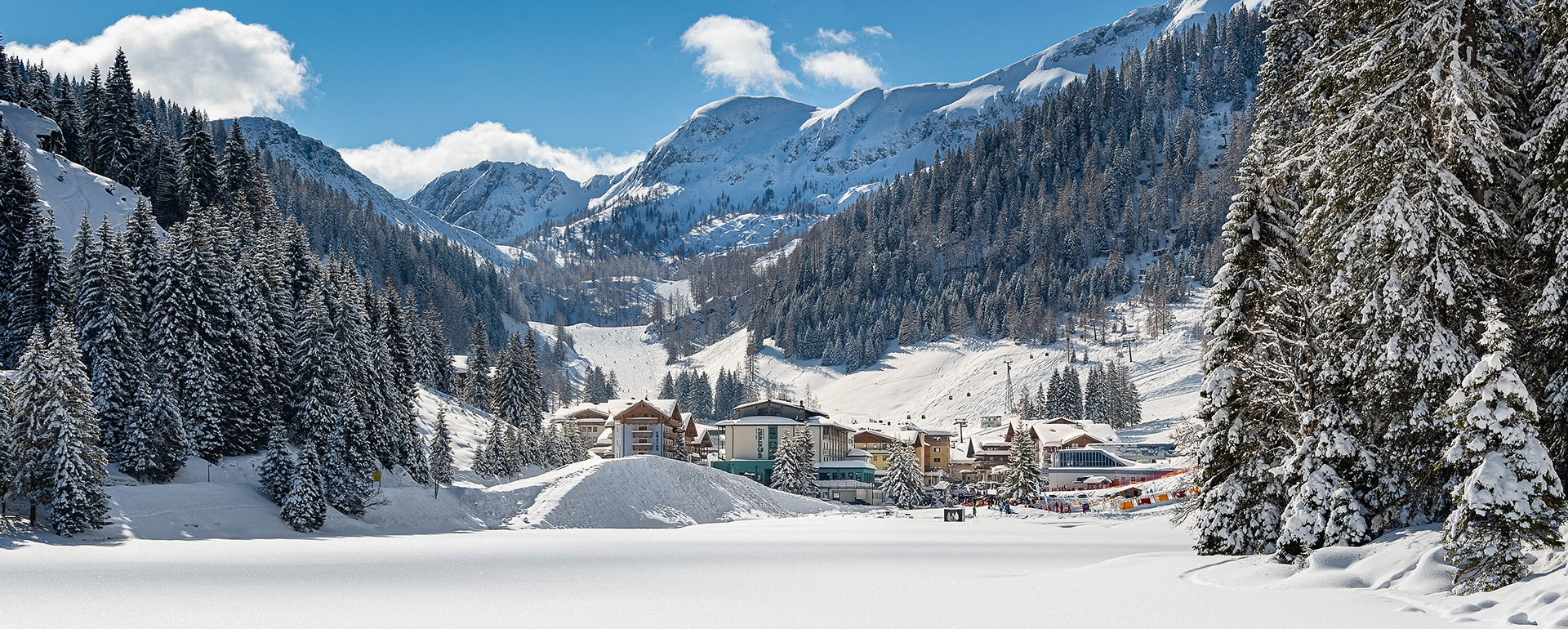 Top location - ski vacation in Zauchensee
