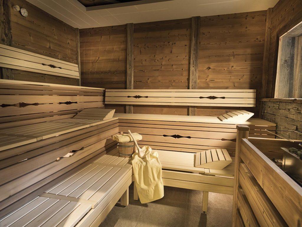 Sauna · Hotel Sportwelt, Bildergalerie