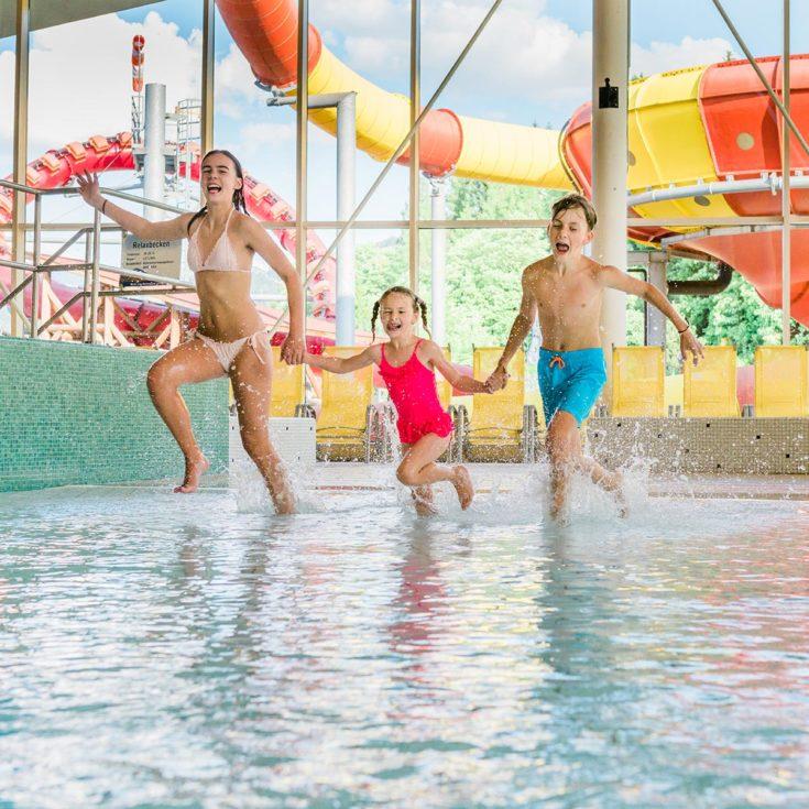 Erlebnis-Therme Amade · Familienurlaub in Altenmarkt-Zauchensee