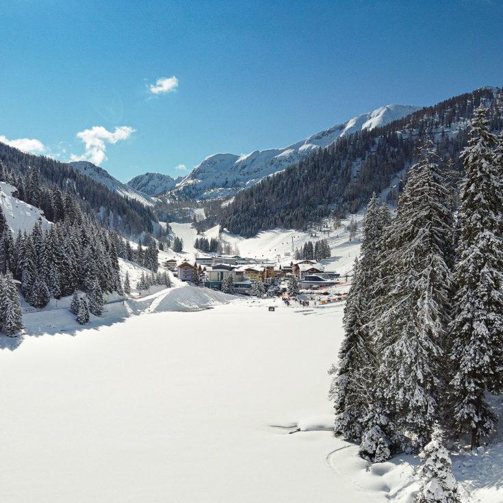 Winterurlaub in Zauchensee, Salzburg