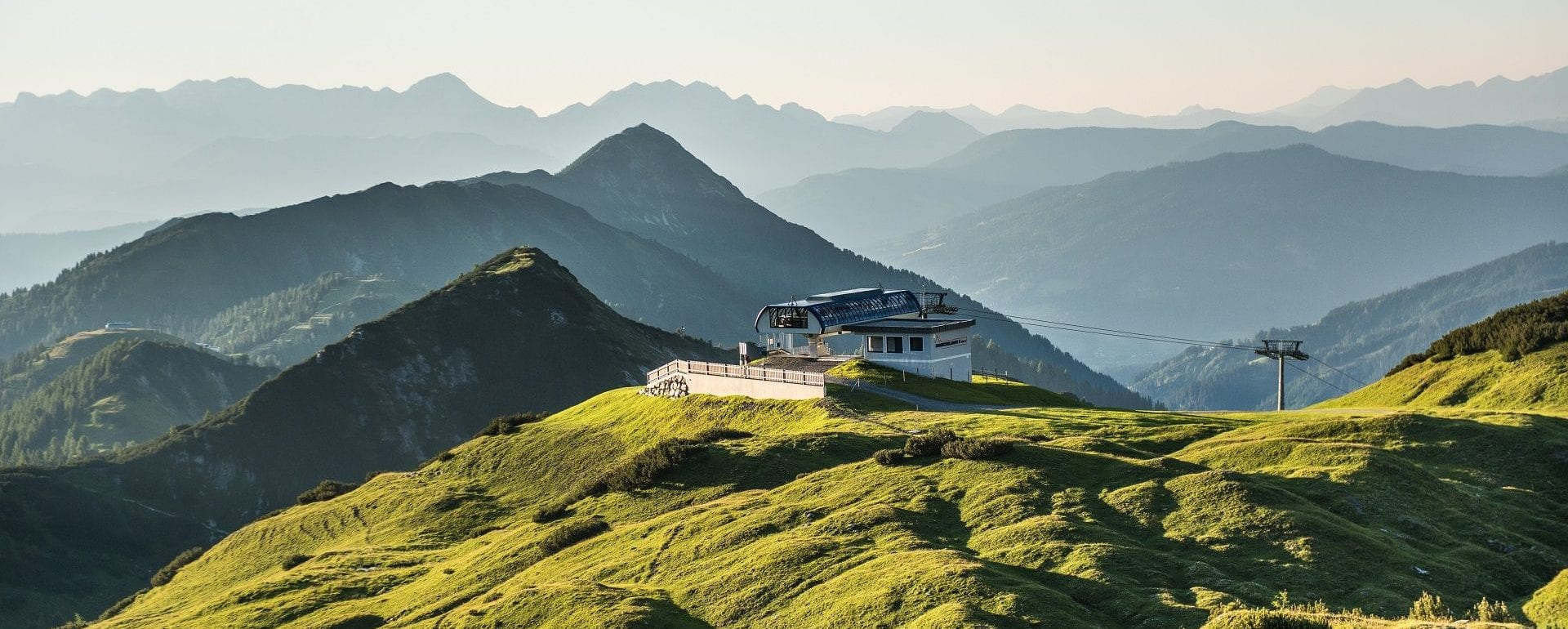 Mountain Idyll Zauchensee Salzburger Land