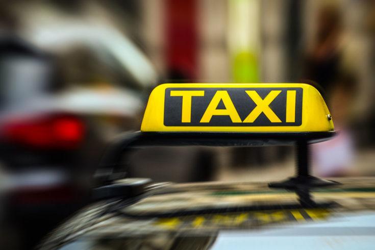 Anreise Taxi 1