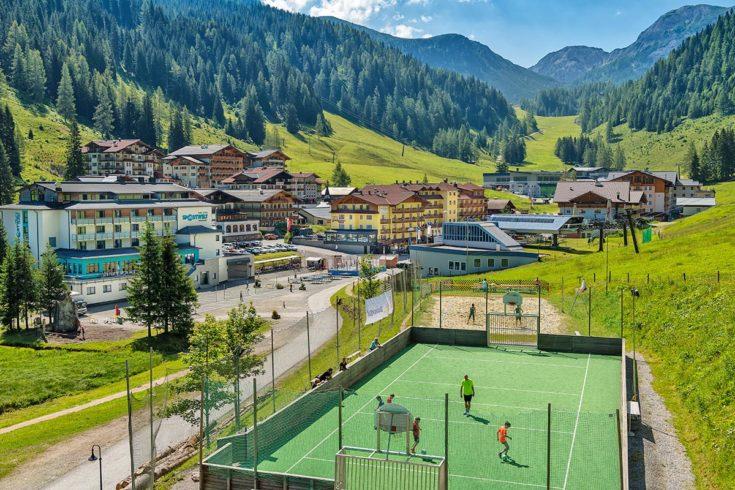 Inklusivleistungen Hotel Sportwelt 12