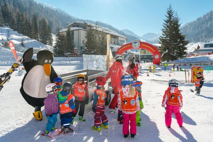 Skiurlaub in Zauchensee · Hotel Sportwelt